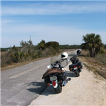 Motorcycle Ride Picture 1 for St. Marks to Steinhatchee