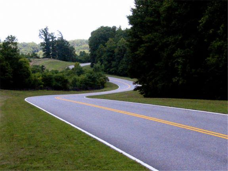 Image for Popular Motorcycle Roads in Tennessee
