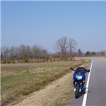 Motorcycle Ride Picture 1 for 222 to Work (Wilson to Greenville, NC)