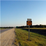 Motorcycle Ride Picture 3 for Flint Hills Scenic Byway
