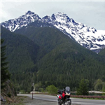 Motorcycle Ride Picture 1 for Cascade Mountain Loop