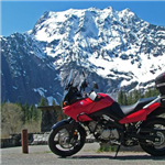 Motorcycle Ride Picture 1 for Seattle to Barlow Pass