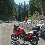Motorcycle Ride Picture 3 for Seattle to Barlow Pass