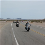 Motorcycle Ride Picture 4 for Yuma Prison Run 2007