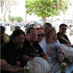 Motorcycle Ride Picture 5 for Yuma Prison Run 2007