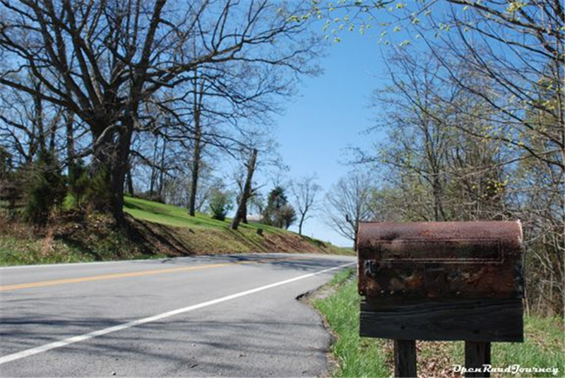 A Simple Afternoon Ride on KY 227 Kentucky Motorcycle Rides and