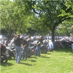 Motorcycle Ride Picture 6 for Rolling Thunder 2005