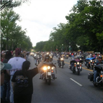 Motorcycle Ride Picture 14 for Rolling Thunder 2005