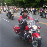 Motorcycle Ride Picture 15 for Rolling Thunder 2005