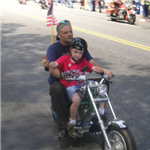 Motorcycle Ride Picture 17 for Rolling Thunder 2005