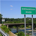 Motorcycle Ride Picture 1 for Shenandoah River....country roads...