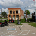 Motorcycle Ride Picture 2 for Two ST's and Two HD's Tour Teague, TEXAS
