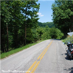 Motorcycle Ride Picture 1 for Ohio State Route 763