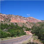 Motorcycle Ride Picture 1 for Caprock/Palo Dura Canyons