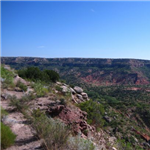 Motorcycle Ride Picture 2 for Caprock/Palo Dura Canyons