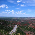 Motorcycle Ride Picture 3 for Caprock/Palo Dura Canyons