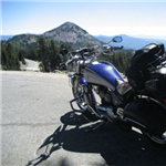 Motorcycle Ride Picture 2 for Truckee to Oroville Gold Coountry Casino via MT LASSEN NATIONAL PARK