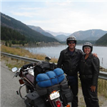 Motorcycle Ride Picture 1 for Washington to Sturgis through Yellowstone