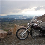 Motorcycle Ride Picture 2 for Washington to Sturgis through Yellowstone