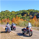 Motorcycle Ride Picture 1 for Cow Catcher road / P4 Inks Lake run