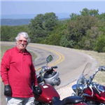 Motorcycle Ride Picture 5 for Cow Catcher road / P4 Inks Lake run