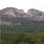 Motorcycle Ride Picture 12 for Seneca Rocks