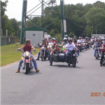 Motorcycle Ride Picture 4 for DelMarva Bike Week 2007