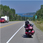 Motorcycle Ride Picture 4 for Lake Superior Road Trip