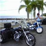 Motorcycle Ride Picture 2 for Willie and Dad Florida Trip 07