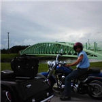 Motorcycle Ride Picture 3 for Willie and Dad Florida Trip 07