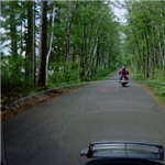 Motorcycle Ride Picture 4 for Vilas County - Boulder Junction Wisconsin