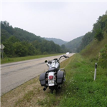 Motorcycle Ride Picture 1 for Hwy 56 or S&S Route