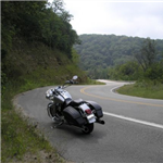 Motorcycle Ride Picture 1 for Apple Country