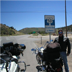 Motorcycle Ride Picture 2 for The Loneliest Road in America U.S. 50 Nevada