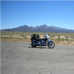 Motorcycle Ride Picture 4 for The Loneliest Road in America U.S. 50 Nevada