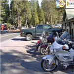 Motorcycle Ride Picture 1 for Modesto Area to Pinecrest Lake