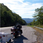 Motorcycle Ride Picture 3 for Great Ozark, Boston Mountain 3 day ride