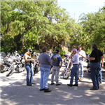 Motorcycle Ride Picture 1 for Leesburg bike fest from zephyrhills