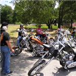 Motorcycle Ride Picture 4 for Leesburg bike fest from zephyrhills