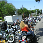 Motorcycle Ride Picture 5 for Leesburg bike fest from zephyrhills