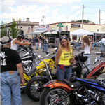 Motorcycle Ride Picture 1 for haines city bike fest
