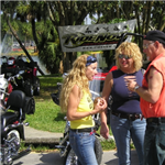 Motorcycle Ride Picture 2 for haines city bike fest