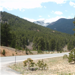 Motorcycle Ride Picture 3 for Estes Park Run
