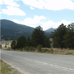 Motorcycle Ride Picture 4 for Estes Park Run