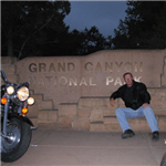 Motorcycle Ride Picture 1 for Dads Visit to the Southwest