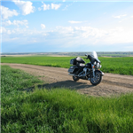 Motorcycle Ride Picture 1 for Great Falls/Fort Benton Loop