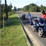 Motorcycle Ride Picture 1 for Last Ride Red River Port City, TEXAS
