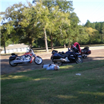 Motorcycle Ride Picture 5 for Last Ride Red River Port City, TEXAS