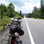 Motorcycle Ride Picture 1 for Newbrunswick, nb to PEI, to Cheticamp, NS