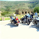 Motorcycle Ride Picture 2 for Sitting Bull Falls Ride